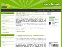 irene-mihalic.de
