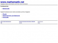 mathematik.net