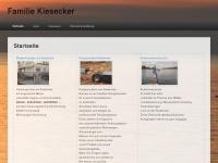 kiesecker.de Webseite Vorschau