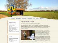 physiotherapieralfkinzel.de Webseite Vorschau