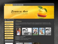 zewecki.pl Webseite Vorschau