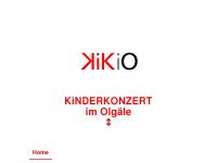 kinderkonzert-olgaele.de Webseite Vorschau
