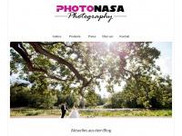 photonasa.de Webseite Vorschau