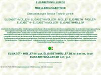 elisabethmüller.de