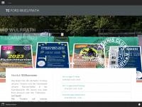 tcfw.de Webseite Vorschau