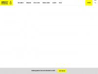 amnesty.at Webseite Vorschau