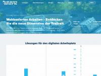 4teamwork.ch Webseite Vorschau