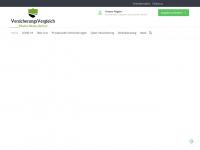 versicherungsvergleich-minden.de Webseite Vorschau