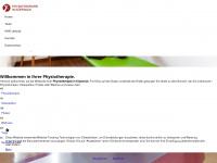 physiotherapie-in-koepenick.de Webseite Vorschau