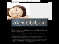 amal-chahrour.de Webseite Vorschau
