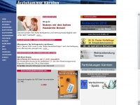 aekktn.at Webseite Vorschau