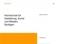 merz-akademie.de