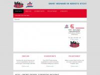 kick-projekt.de Webseite Vorschau