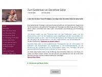 dorothee-soelle.de