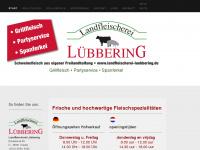 landfleischerei-luebbering.de