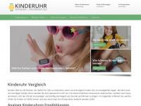 kinderuhr.org Webseite Vorschau