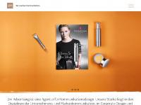 2m-advertising.de Webseite Vorschau