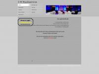 3mmusikservice.de Webseite Vorschau