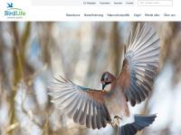birdlife-zuerich.ch Webseite Vorschau