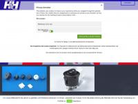 2h-components.de Webseite Vorschau