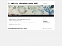 i2systems.de Webseite Vorschau