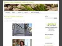 logopaedie-lienert.de Webseite Vorschau