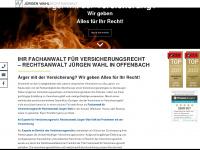 versicherungsrecht-offenbach.de