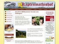 Kapfenmathishof.de