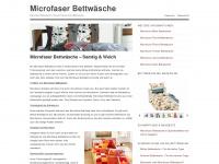 microfaser-bettwaesche.net