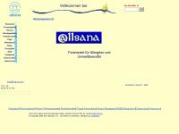 llsana.com Webseite Vorschau