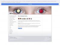 kinder-augenkrebs-hilfe.de Webseite Vorschau