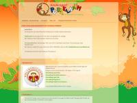 kindersport-purzelbaum.de Webseite Vorschau