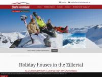 Zillertal-ferienhaeuser.at