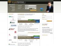 1a-anwaltsseminare.de Webseite Vorschau