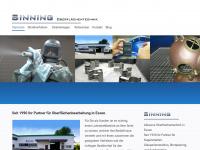 oberflaeche.com Webseite Vorschau