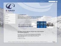 0grad-online.de Webseite Vorschau