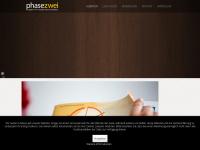 phasezwei.biz Webseite Vorschau