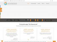 am-duenenstrand.de Webseite Vorschau