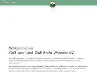wannsee.de Webseite Vorschau