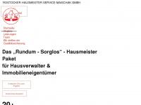 1a-hms.de Webseite Vorschau