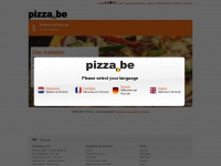 pizza.be