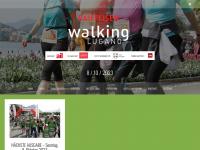 walkinglugano.ch Webseite Vorschau