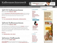 kaffeemaschinenwelt.info