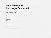 verband-tiershiatsu.ch Webseite Vorschau