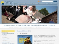 luebbenau-spreewald.com
