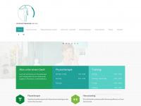 physiotrainingbuchs.ch Webseite Vorschau