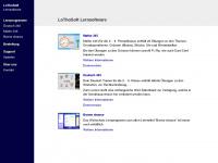lothosoft.ch Webseite Vorschau