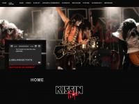 kissin-time.de Webseite Vorschau