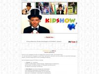 kidshow.de Webseite Vorschau