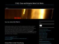 11k2.wordpress.com Webseite Vorschau